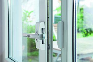 Abus hat mechatronische Funkalarm-Präventionsmelder für Fenster und Türen entwickelt, die vor Einbruch schützen, ihn detektieren und melden. (Bild: Abus Security-Center GmbH & Co. KG)