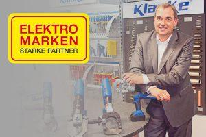 Jörg Rautenstrauch, Geschäftsführer von Klauke (Bild: Gustav Klauke GmbH)