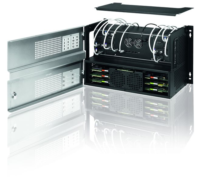 Triax kooperiert mit Panasonic und D-Link