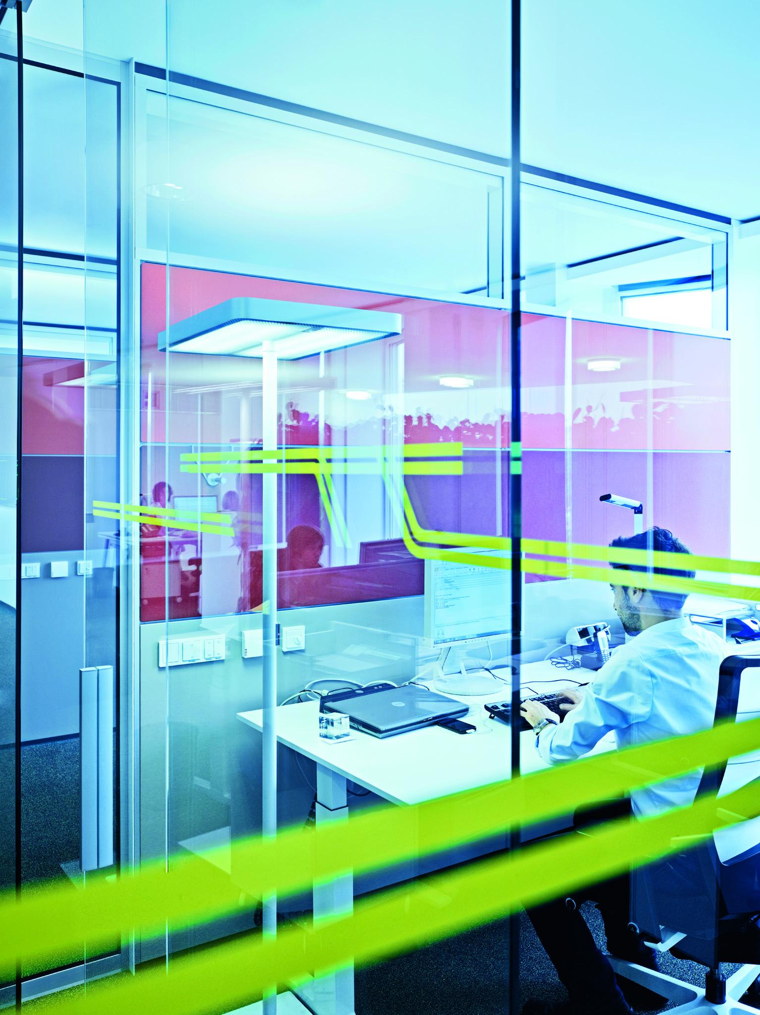 Eine Hülle für die Erforschung des Übermorgens. Zentrum für Virtuelles Engineering (ZVE)
