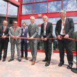 Brewes GmbH: Einweihung des neuen Firmengebäudes