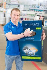 """""""Natürlich trenne ich."""" – Olympiasieger Fabian Hambüchen macht sich stark für die Umwelt"""