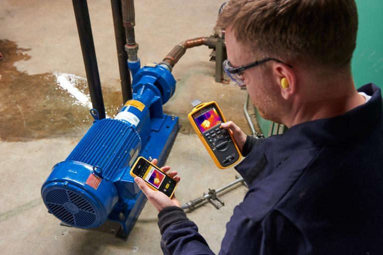 Zwei Messgeräte in einem Gerät kombiniert