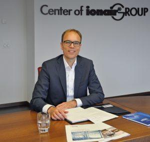 Beda F. Weibel CEO und Inhaber Ionair (Bild: LK Luftqualität AG)