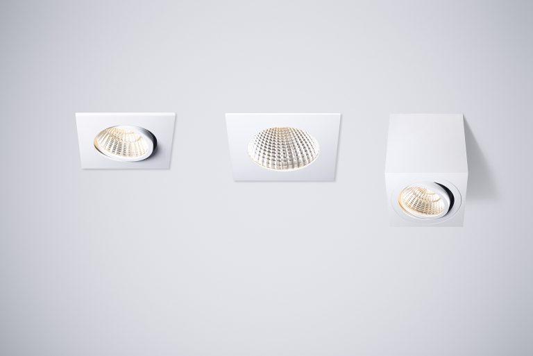 Downlight-Serien für die Innenraumbeleuchtung