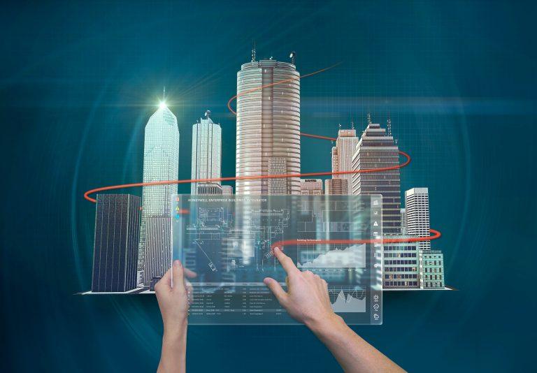 Vernetzte, intelligente Gebäudetechnologien