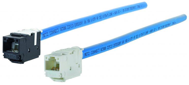 Ungeschirmtes Anschlusssystem RJ45