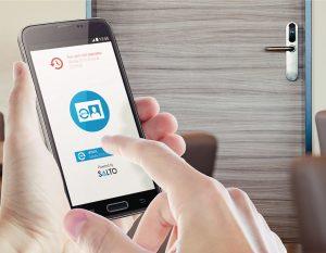 Bei Salto stehen auf der security in Essen mobile Zutrittssysteme sowie deren Einbindung in die XS4 Systemplattform im Fokus. (Bild: Salto Systems GmbH, Deutschland)