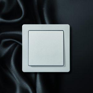 Schalterserie mit neuer Farbvariante