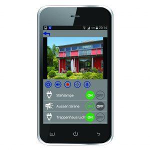 Einfache Bedienung per App (Bild: Indexa GmbH)
