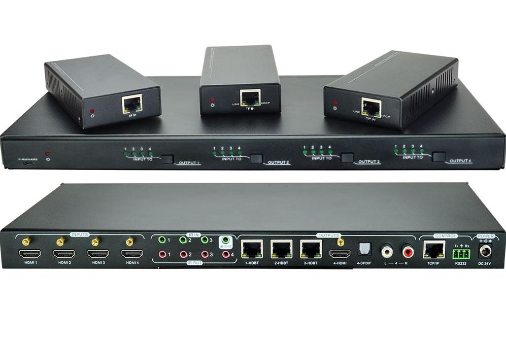 Audio- und Videoverteilsystem