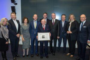 Dr. Oswald Hager feiert 90. Geburtstag