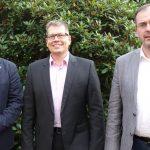 Neuer dreiköpfiger Vorstand