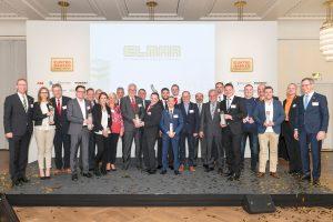 ELMAR Preisverleihung 2016 (Bild: Zentrale Elektromarken, Starke Partner.)
