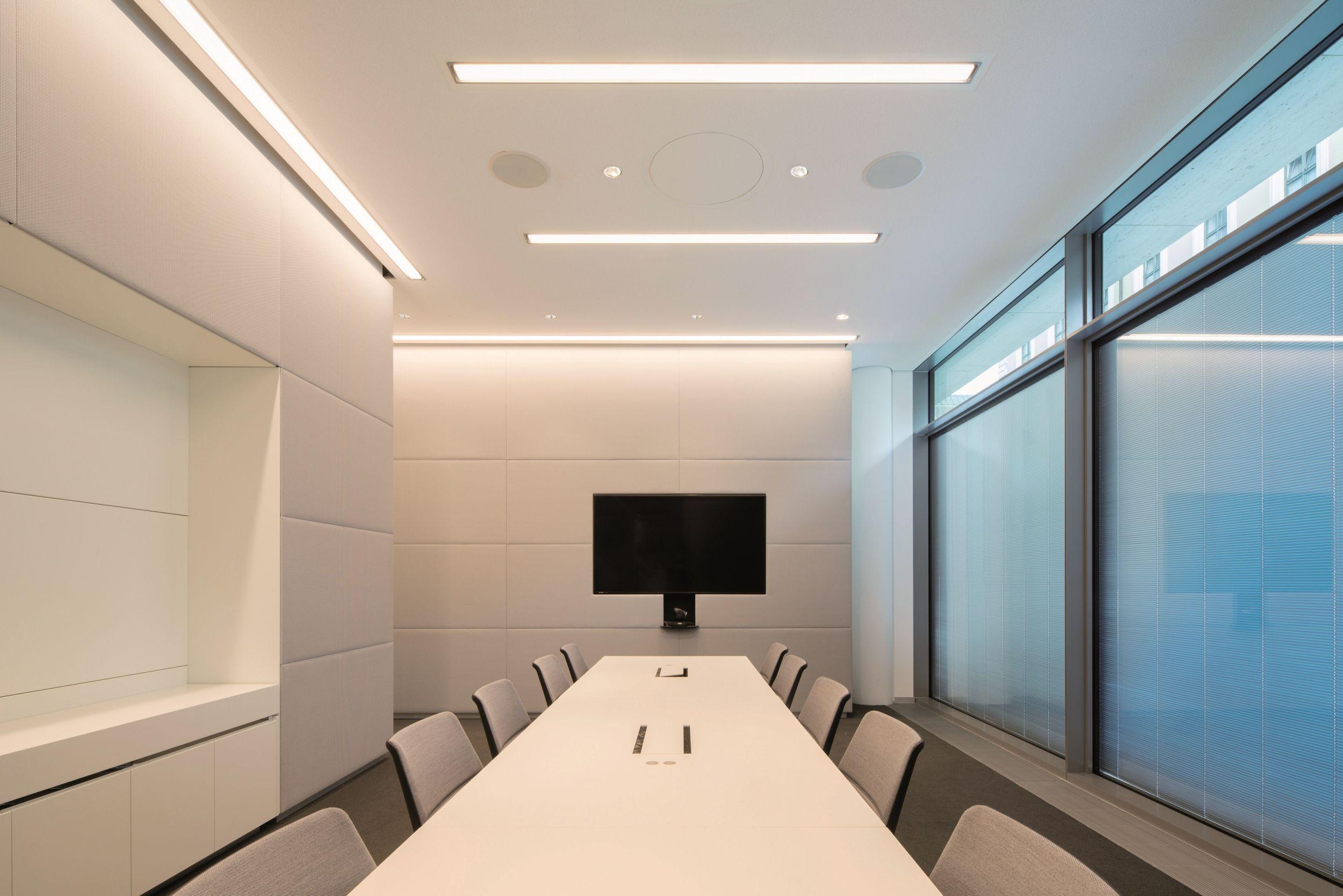 Osram beleuchtet die neue Siemens-Zentrale