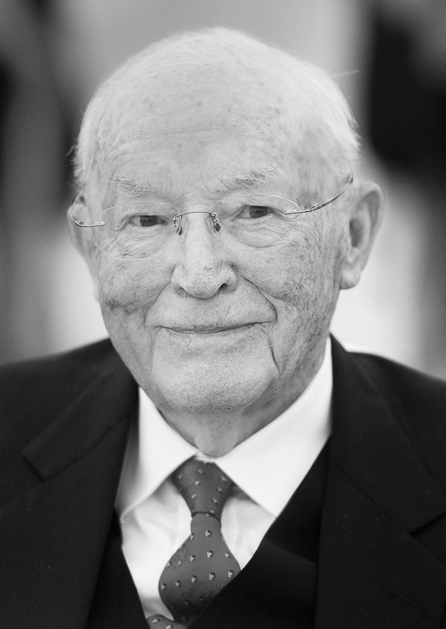 Dr. Oswald Hager ist verstorben