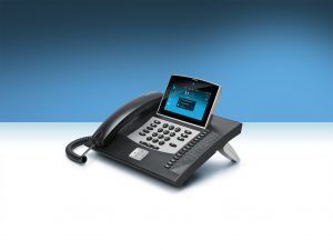Auerswald IP-Telefon COMfortel 3600IP (Bild: Auerswald GmbH & Co. KG)
