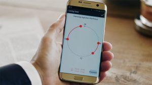 Dank der Smartphone-Applikation LinkApp von Danfoss sind die Heizperioden zuhause stets im Blick - und bei Bedarf auch von unterwegs anpassbar.Immer auf Wunschtemperatur: Die elektronischen Thermostate Living Connect von Danfoss lassen sich individuell einstellen. Bis zu drei Heizphasen sind programmierbar. (Bild: Danfoss Gesellschaft M.B.H.)
