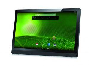 Egal ob Musik, Filme, TV, Kommunikation oder Spiele- ein Tablet bedient alles. (Bild: MAS Elektronik AG)
