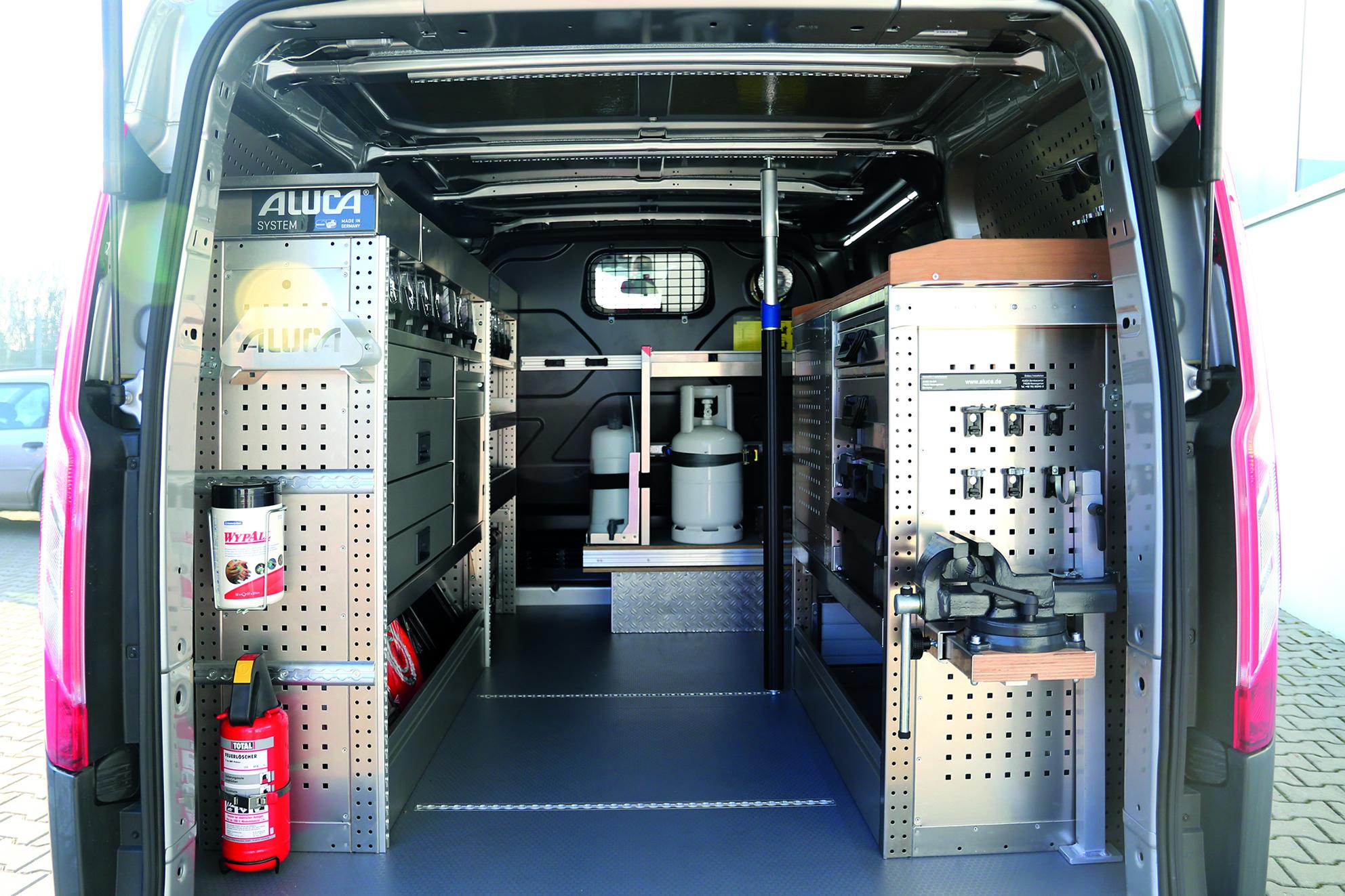 8 Jahre Garantie im Elektriker-Mobil