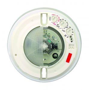 Für jeden KNX-Sensor kann die Empfindlichkeit eingestellt und eine Nachlaufzeit hinterlegt werden. (Bild: B.E.G. Brück Electronic GmbH)