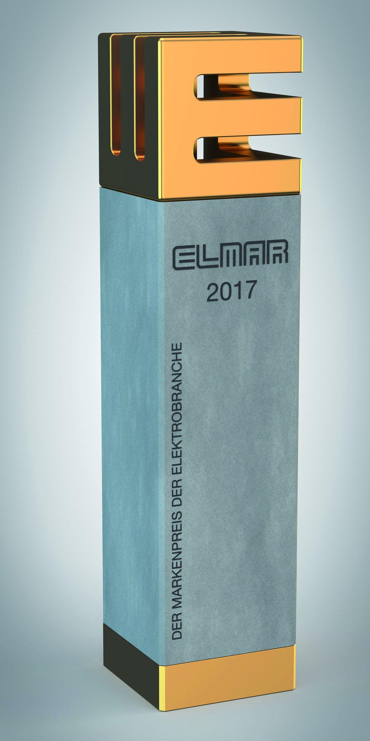 Branchenpreis Elmar 2017 mit neuer Kategorie