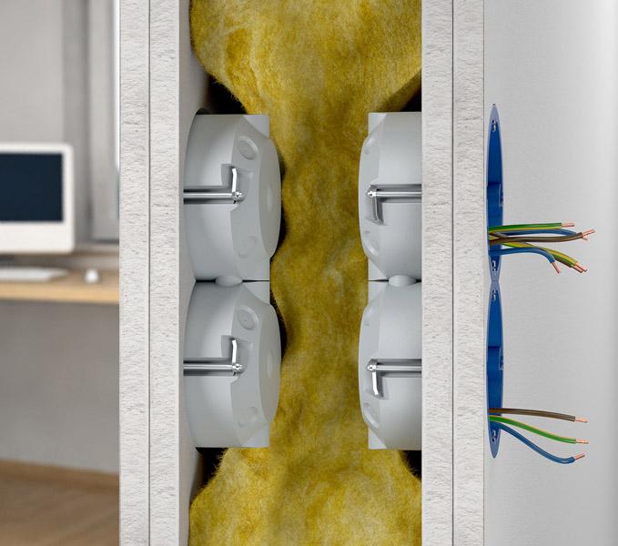 Schallschutz in der Elektroinstallation