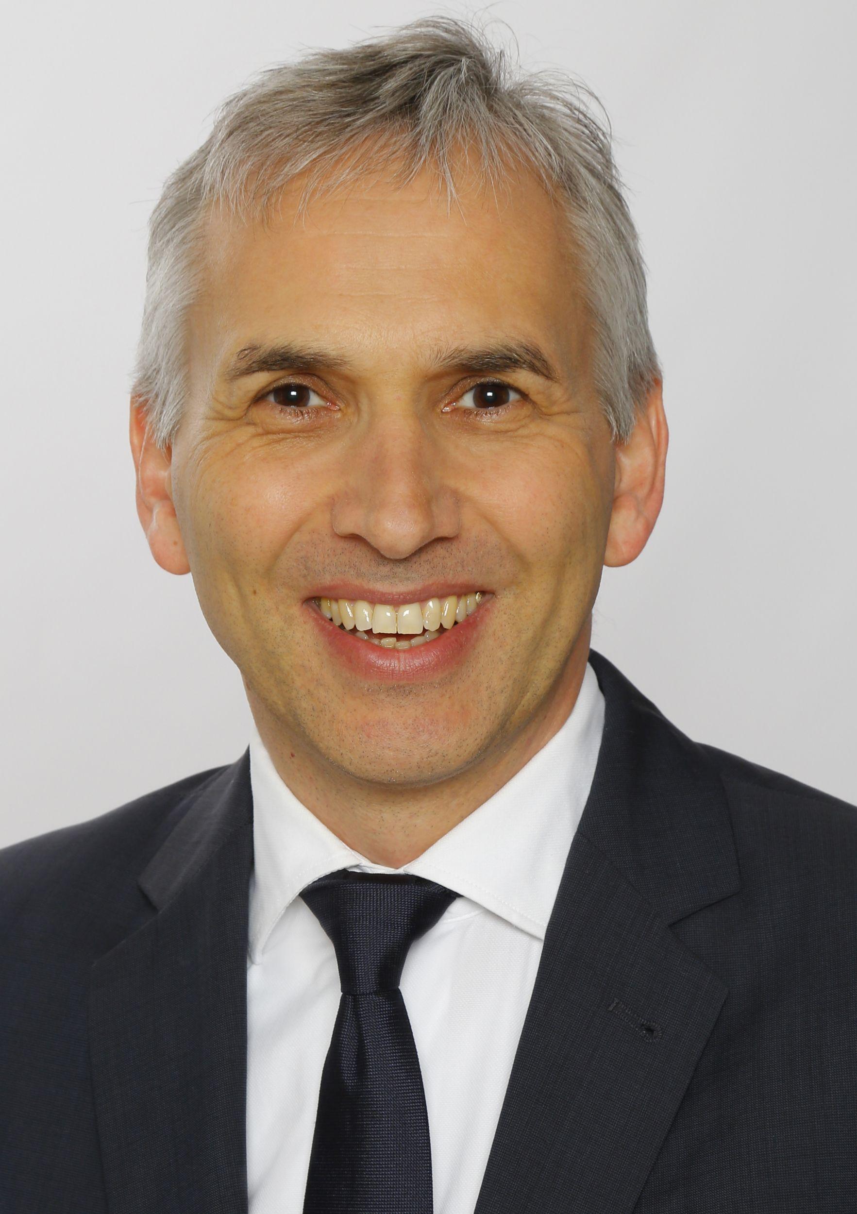 Jürgen Baryla wird neuer Vice President Sales von EnOcean