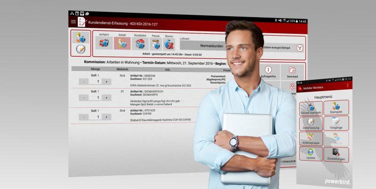 Digitale Vernetzung im Handwerk
