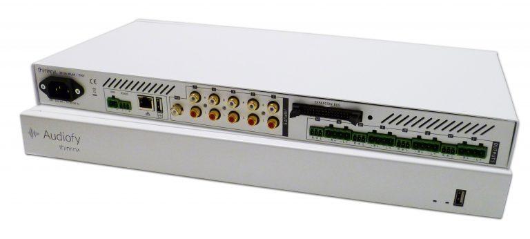 Professionelles Multiroom Audiosystem