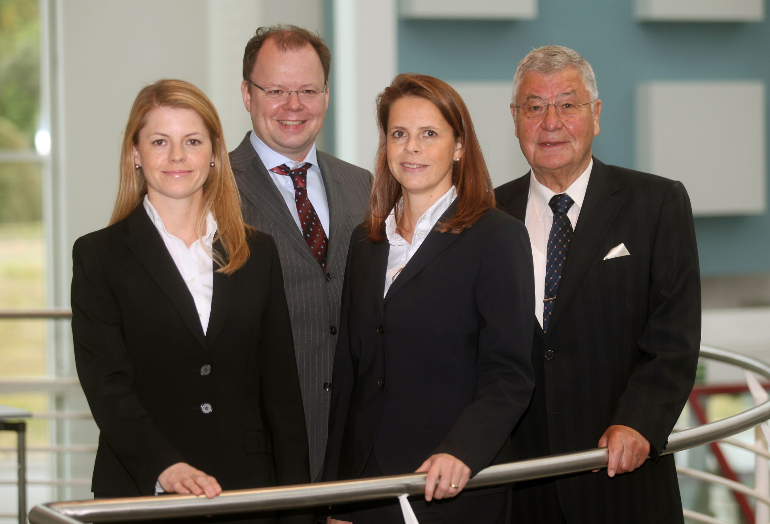 Zukunftssicherung im Unternehmen Roth