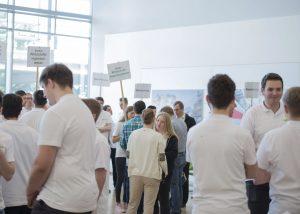 Besuchermagnet: 'Tag der Ausbildung' bei Wago