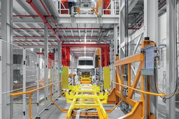 Effizientes Werk im VW-Konzern