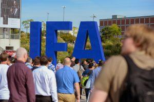 IFA 2017: Digitale Innovationen für alle Lebensbereiche