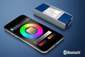 Smarte Lichtsteuerung via Bluetooth 4.0
