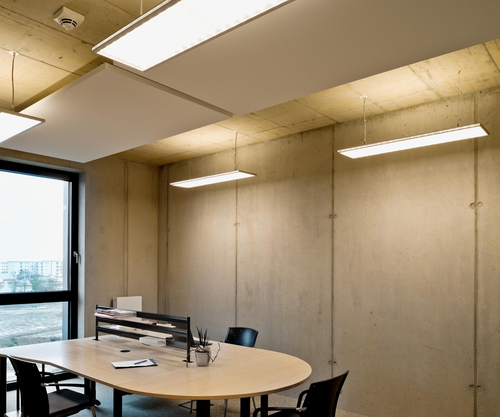Effizientes Energiekonzept und Licht fürs Wohlbefinden