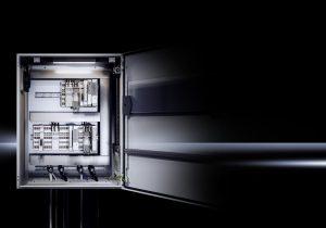 Smarte Stromverteilung auf engstem Raum