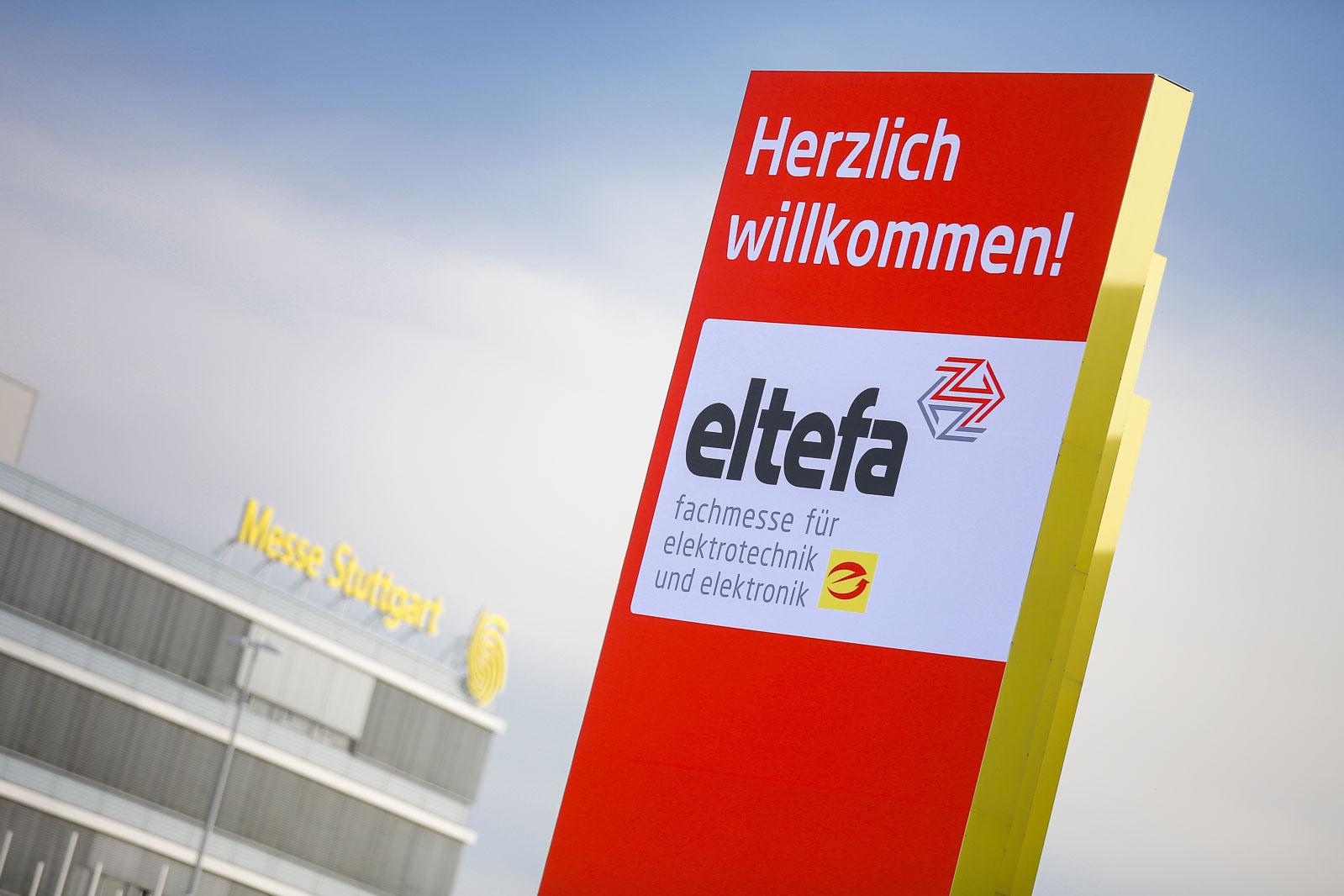 Eltefa 2017: Digitalisierung und Vernetzung im Fokus