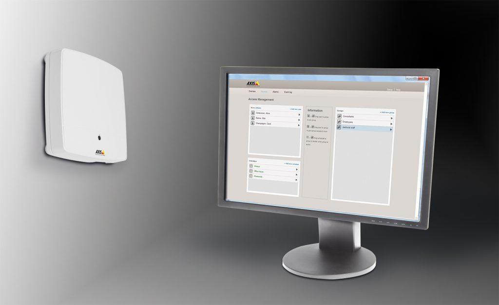 (Bild: eQ-3 AGBild: Wagner Group GmbHBild: Axis Communications GmbH)