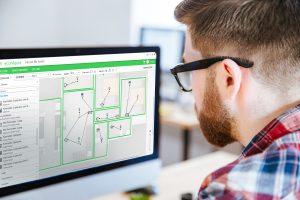 Mit eConfigure KNX Lite von Schneider Electric wird die Konfiguration von KNX-Projekten einfacher, schneller und komfortabler. (Bild: Schneider Electric GmbH)