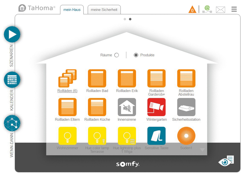 Somfy TaHoma und Alexa - GEBÄUDEDIGITAL