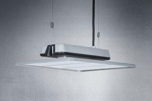 Energieeffiziente Hallenbeleuchtung