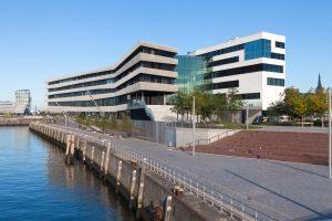 HafenCity-Uni in Hamburg wird schlüssellos