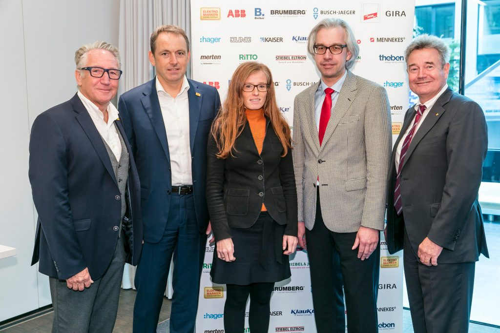 Elektromarken Starke Partner | Jurirung Meisterstependiaten 2017 (Bild: Zentrale Elektromarken, Starke Partner.)