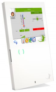 Der myGEKKO Slide zeigt, wenn noch ein Fenster geöffnet ist (Bild: myGEKKO/Ekon GmbH)