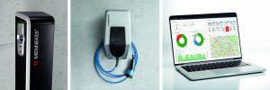 Mennekes intelligente eMobility-Ladelösungen