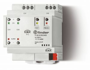 Finder: großes Sortiment an KNX-Produkten