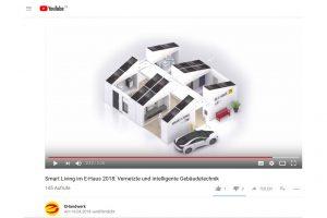 Neuer Film über 'Smart Living im E-Haus'