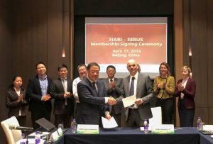 Nari Group wird EEBUS-Mitglied