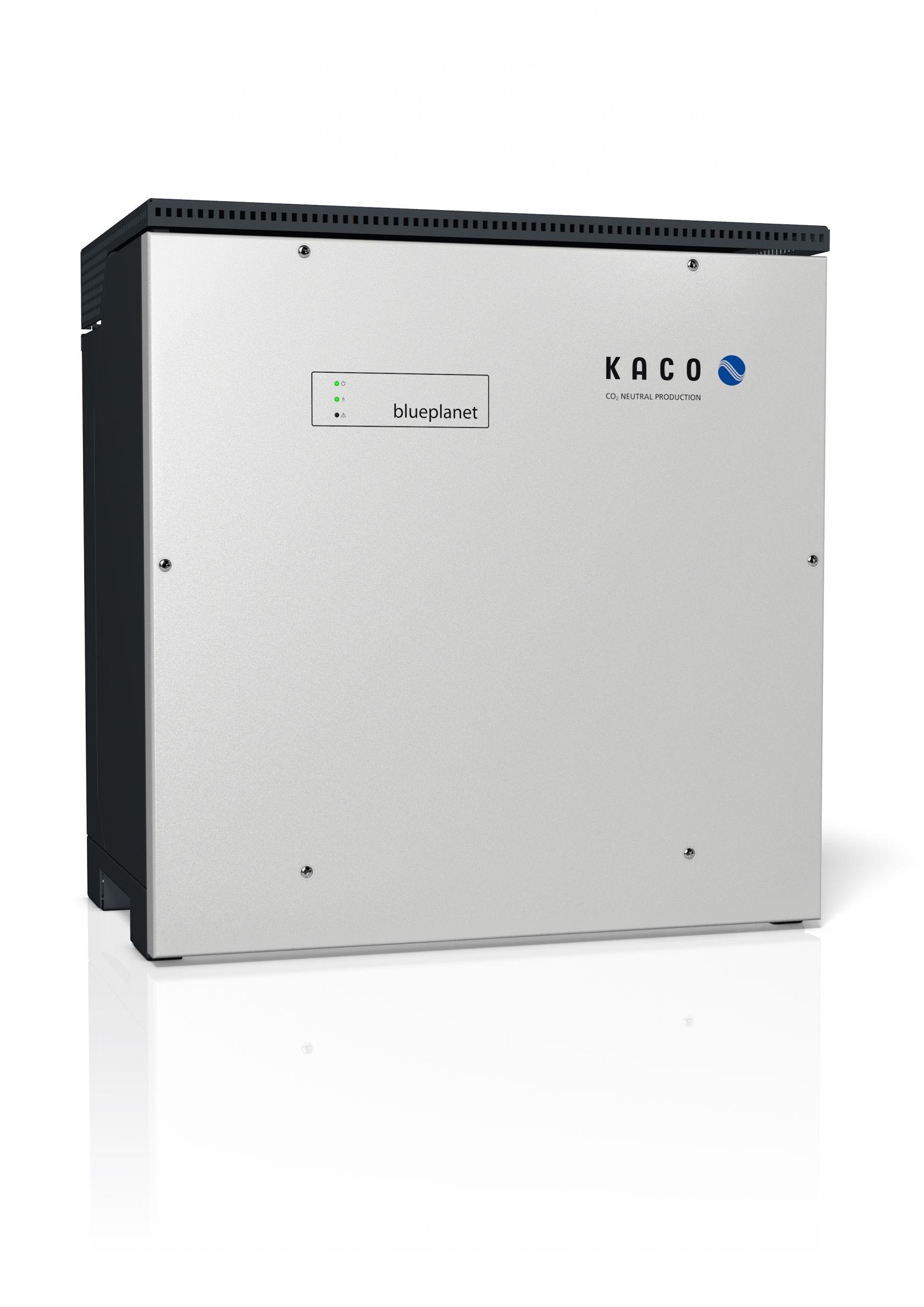 Kaco New Energy zeigt neue Produkte auf der Intersolar